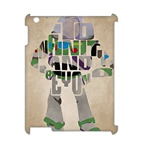 GGMOOX Toy Story Phone 3D Case For IPad 2,3,4 [Pattern-3]