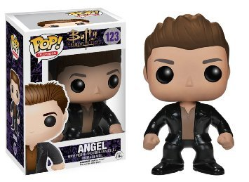 Funko POP Television : Buffy The Vampire Slayer - Angel Action Figure (Buffy The Vampire Slayer Buffy And Angel)