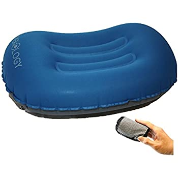 Amazon Com Trekology Self Inflating Camping Lumbar