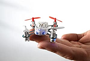 Sharper Image Mosquito Drone With LED Lights