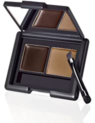 e.l.f. Eyebrow Kit, Dark, 0.13 Ounce