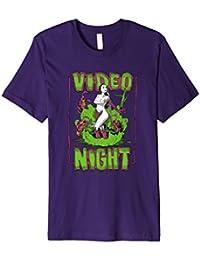 Video Night: A Shirt of Alien Horror