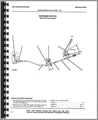 Caterpillar 3304 Engine Service Manual (SN# 9Z1 and Up, 12Z1