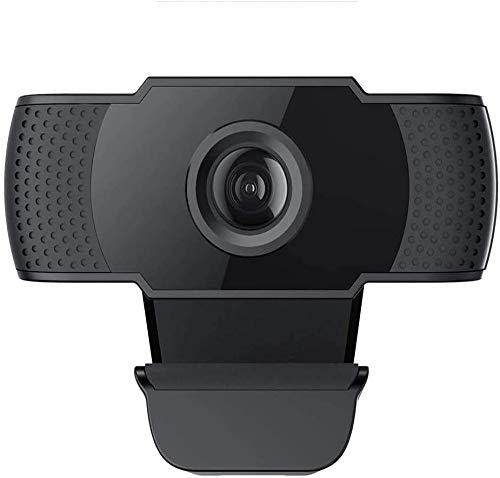 🥇 Licyley Cámara Web Full HD 1080P con micrófono