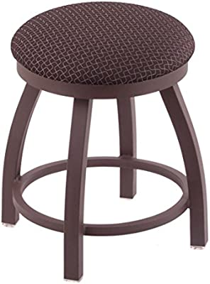 Cool Holland Bar Stool Co 802 Misha Vanity Stool With Bronze Finish And Swivel Seat 18 Axis Truffle Andrewgaddart Wooden Chair Designs For Living Room Andrewgaddartcom