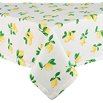 Amazon Com Kate Spade New York Garden Rose Tablecloth 70