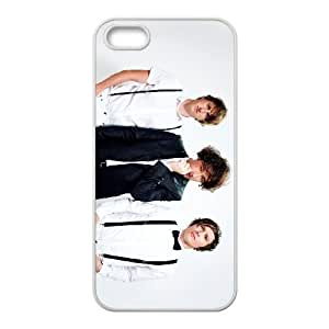 iPhone 5 5s Cell Phone Case Covers White The Wombats MSU7152026