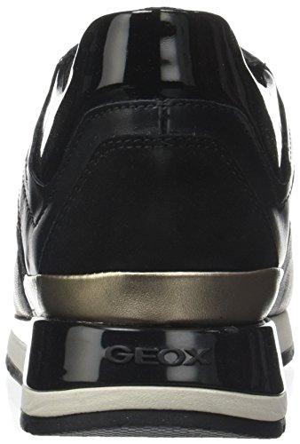 B Shahira Basses Femme Sneakers Geox 5Xzdw5