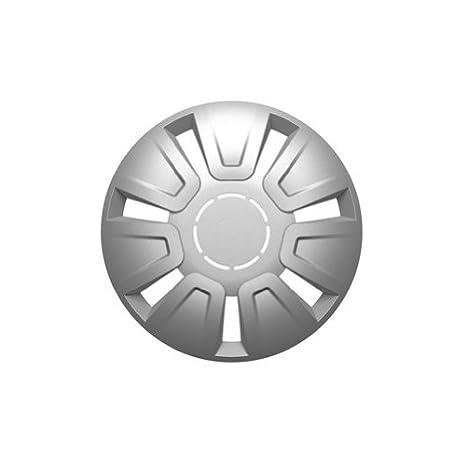 Mazda 2 (07 +) Calidad Juego De Tapacubos FOCUS Limited Edition 15 pulgadas: Amazon.es: Coche y moto