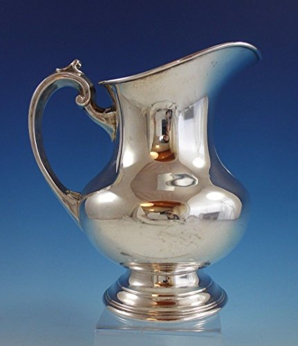 Reed & Barton Sterling Silver Water Pitcher #X766 circa 1947 8 1/2