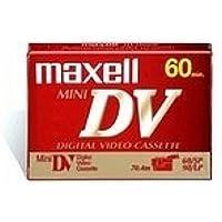 MAXELL 60 MIN DIGITAL MINI Videocassette - 2 PACK / 298012 /