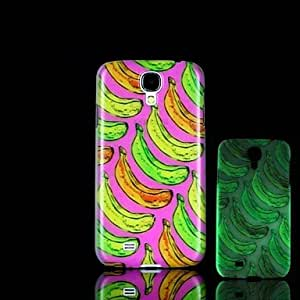 Samsung S4 Mini I9190 compatible Graphic/Glow in the Dark Plastic Back Cover