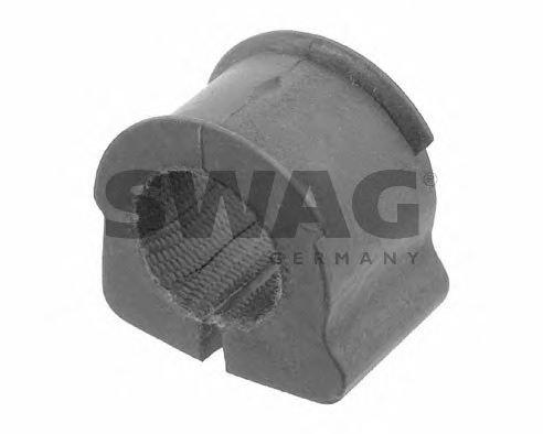 SWAG Anti Roll Bar Bushing Kit Front Axle Fits AUDI A3 VW Golf Mk4 1J0411305
