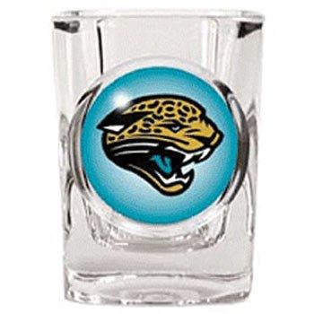 Jacksonville Jaguars Square Shot Glass - 2 oz.