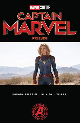 Pdf Graphic Novels Marvel's Captain Marvel Prelude