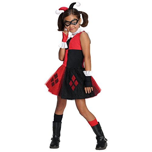 [Harley Quinn Costume - Small] (Zombie Queen Costumes)