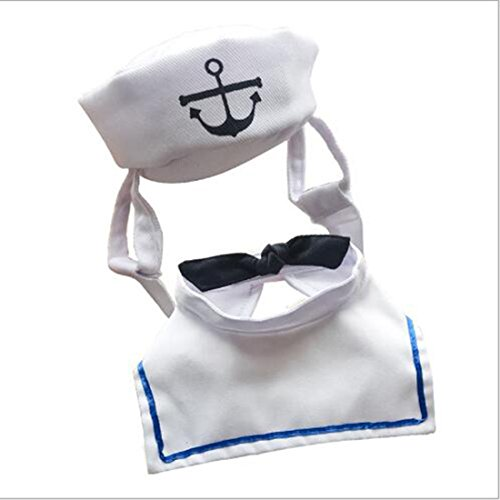 pet-hat-and-cloak-clothes-puppy-dog-cat-costumes-navy-adjustable-cute-style-party