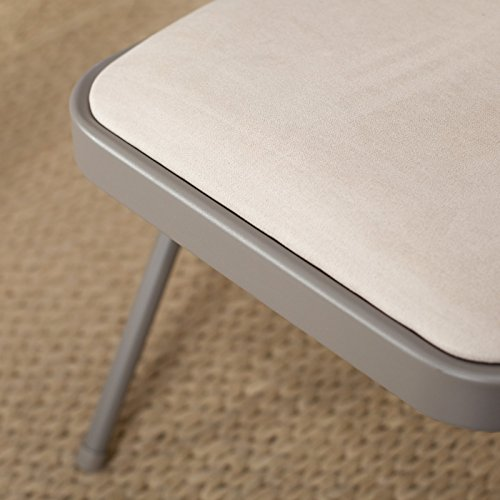 Meco Sudden Comfort Deluxe Double Padded Chair And Back