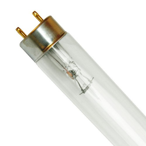 PLT LG25T8 - G25T8 - Germicidal Tube Lamp - Medium Bi Pin Base