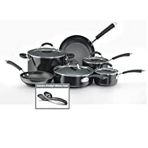Fw Millennium 12Pc Nsalum Blk Prod. Type: Kitchen & Housewares/Cookware & Bakeware