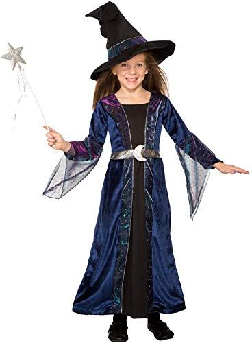 Forum Novelties 81412 Girls Celestial Sorceress Costume, Small, Multi ()
