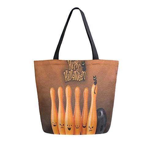 Canvas Tote Bag Happy...