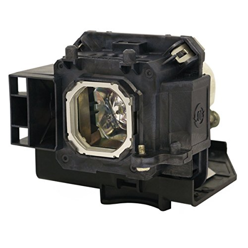 AuraBeam Professional Replacement Projector Lamp for NEC NP15LP with Housing (Powered by Ushio) from Aurabeam