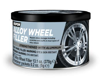 U-Pol Isopon Alloy Wheel Filler Tin