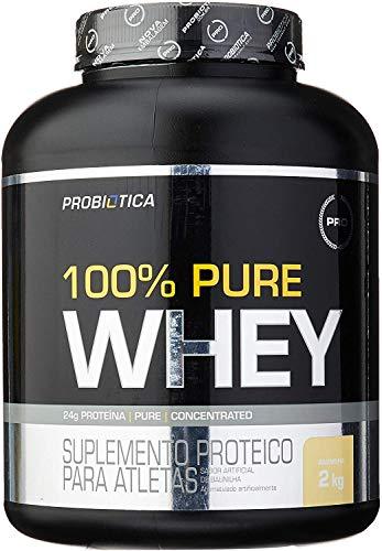 100% Pure Whey - 2000G Baunilha - Probiotica, Probiótica