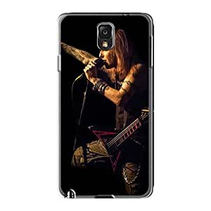 Samsung Galaxy Note3 OIL15082ZtjA Custom Beautiful Children Of Bodom Band Series Protective Cell-phone Hard Cover -JohnPrimeauMaurice