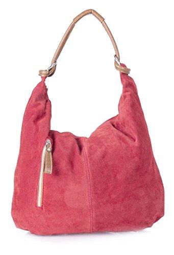 Handbag Coral Mujer Big Gu585 bolsas Hobo Shop Oscuro SOxqaCd