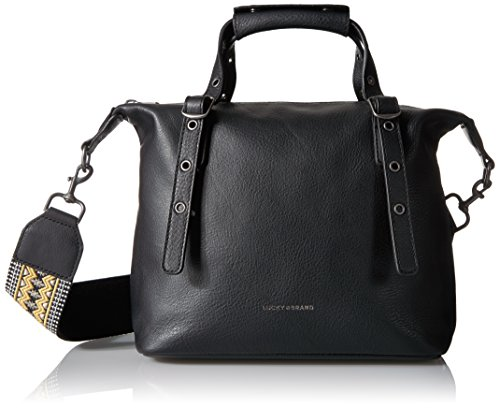 Lucky Caro Small Satchel, Black by Lucky Brand