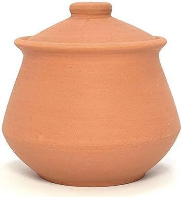 Amazon Com Ancient Cookware Indian Clay Yogurt Pot Medium Kitchen Dining,How To Clean Fish Tank Filter Sponge