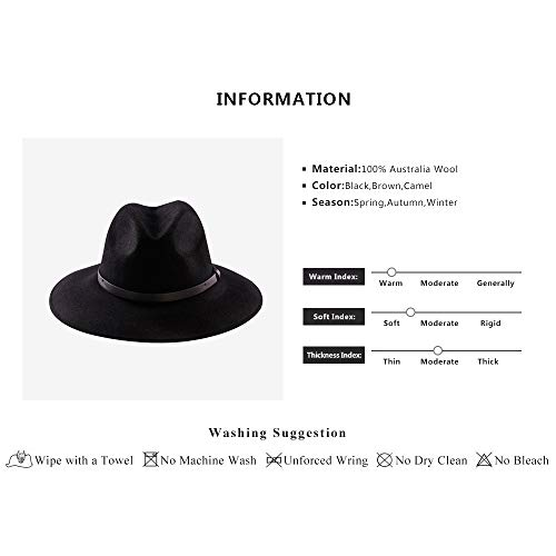 Jual Wool Felt Hat e70754a24a7c