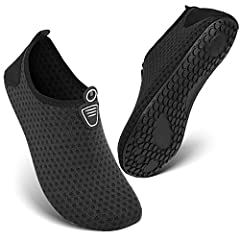 Feature: 1. Ultra - Light: Only 0.57lb, as light as socks. 2. Soft & Ultra - Portable: Made of premium nylon fabrics and rubber, very comfortable to wear and easy to fold. 3. Fine Air Permeability: Breathable fabric, can dry fast so you c...