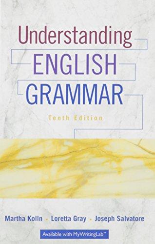 Understanding English Grammar; Exercise Book for Understanding English Grammar (10th Edition)