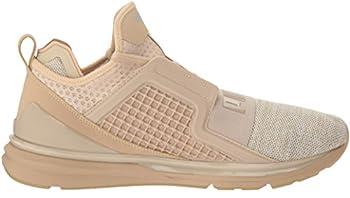 Puma Men's Ignite Limitless Knit Sneaker,pebblewhisper White,10.5 M Us 5