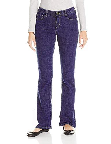 LEE Women's Comfort Fit Brandi Barely Bootcut Jean (Horizon, 6 Short)