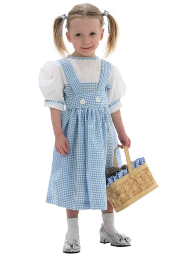 Blue Clone Trooper Costume (Little Girls' Dorothy Costume Dress (Child Size 4))
