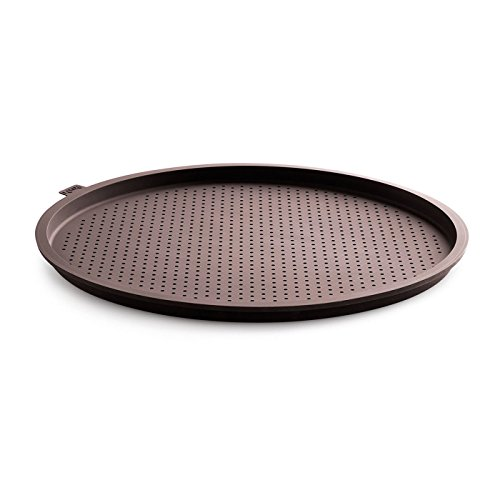 lekue-silicone-perforated-pizza-pan-brown