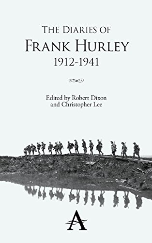 The Diaries of Frank Hurley 1912-1941 (Anthem Studies in Travel)
