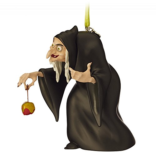 Disney Evil Queen as Hag Sketchbook Ornament - Snow White and The Seven Dwarfs