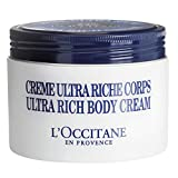 L'Occitane Moisturizing 25% Shea Butter Ultra-Rich Body Cream, Net Wt. 6.9 oz