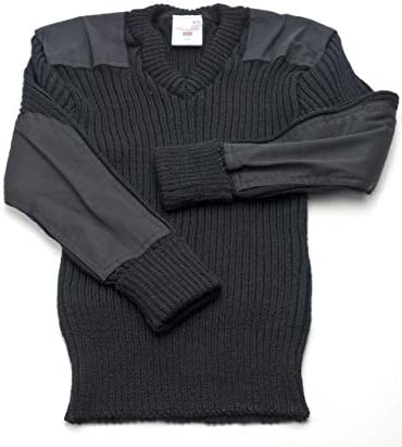 COMMANDO 752 BLK コマンド Vセーター ブラック
