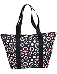Tote Travel Bag - Choose Mickey Mouse Minnie Donald Goofy Pluto Star Wars