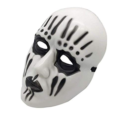 Halloween Horror Costumes (Cosplay Halloween Full Face Costume Mask Halloween Masquerade Party Mask Horror Prop for Adults)