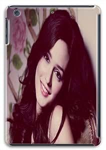 Case For Ipad Mini Retina, Optimistic Cheerful Star Leighton Meester Hard Case Back Cover Ipad Mini Retina Case