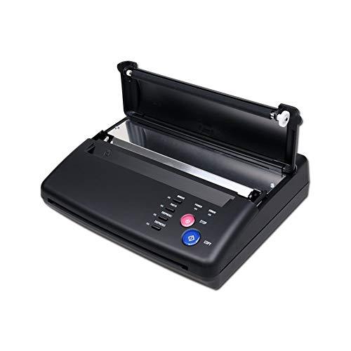 Big Love Black Tattoo Transfer Stencil Machine Thermal Copier Printer Machine ZY003 ()
