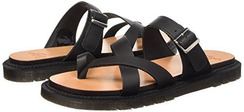 size 40 6f054 b7da3 Dr. Martens Kassy Semi Chromo Black, Women's Sandals