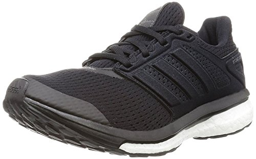 adidas Supernova Glide 8 Women's Running Shoes - 6 - Black (Adidas Supernova Glide 6)